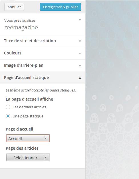 page-statique